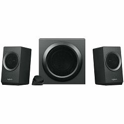 Zvučnici LOGITECH Audio System 2.1 Z337 Bold Sound with Bluetooth - EMEA