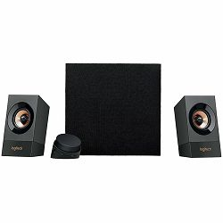 LOGITECH Audio System 2.1 Z537 Powerful Sound with Bluetooth - EU - EMEA - CHARCOAL