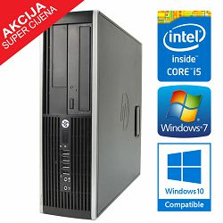 USED - HP Compaq Elite 8100 Core i5 + Windows 7