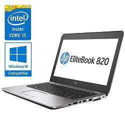 HP EliteBook 820 G2 Intel i5-5300U, SSD + DOCKING STATION