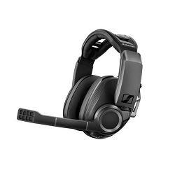 Slušalice SENNHEISER GSP 670, bežične, mikrofon, crne