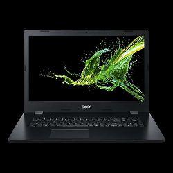 Laptop ACER Aspire 3 NX.HF2EX.00M / Pentium N5030, 8GB, 256GB SSD, HD Graphics, 17.3