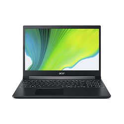 Laptop ACER Aspire 7, NH.Q8LEX.006, Ryzen 5 3550H, 8GB, 256GB SSD, GeForce GTX 1650 4GB, 15,6