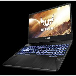 Laptop ASUS TUF FX505DT-BQ334 / Ryzen 5 3550H, 8GB, 1000GB + 512GB SSD, GeForce GTX 1650 4GB, 15.6