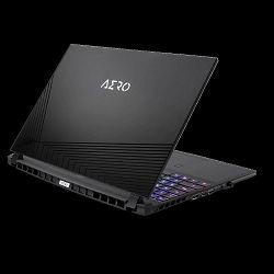 Prijenosno računalo GIGABYTE AERO 15 KC / Core i7 10870H, 16GB, 512GB SSD, GeForce RTX 3060P 8GB, 15.6