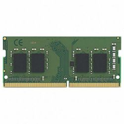 Memorija SO-DIMM PC-19200, 8 GB, KINGSTON KVR24S17S8/8, DDR4 2400MHz