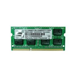 Memorija SO-DIMM PC-8500, 4 GB, G.SKILL, F3-8500CL7S-4GBSQ, DDR3 1066MHz
