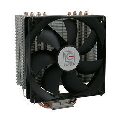 Cooler LC POWER LC-CC-120 Cosmo Cool, socket 775/1150/1151/1155/1156/1366/2011/2011-3/FM1/FM2/AM2//AM2+/AM3/AM3+/AM4