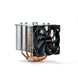 Cooler BE QUIET Shadow Rock 2, s. 775/1150/1151/1155/1156/1366/2011-3/2066/754/939/940/AM2+/ AM3+/AM4/FM1/FM2+, crni