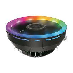 Cooler LC POWER LC-CC-124-ARGB-TB, socket 775/1150/1151/1155/1156/1366/FM1/FM2/AM2//AM2+/AM3/AM3+/AM4