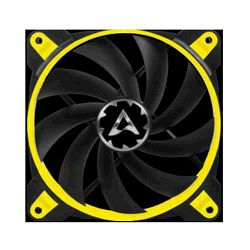 Ventilator ARCTIC BioniX F120 PWM PST, 120mm, 1800 okr/min, žuti