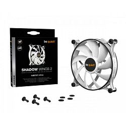Ventilator BE QUIET Shadow Wings 2, 140mm, 900 okr/min, PWM, bijeli
