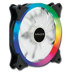 Ventilator LC POWER LC-CF-140-PRO-RGB Airazor, RGB, 140mm, 1100 okr/min