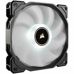 Ventilator CORSAIR AF120 LED White, 120mm, 1400 ±10% okr/min