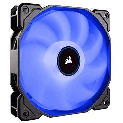 Ventilator CORSAIR AF120 LED Blue, 120mm, 1400 ±10% okr/min