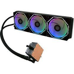 Vodeno hlađenje LC POWER LC-CC-360-LiCo-ARGB Cosmo Cool, socket 1200/1366/1150/1151/1155/1156/2011/2011-3/FM1/FM2/FM2+/AM2/AM2+/AM3/AM3+/AM4/TR4