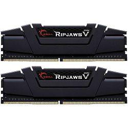 Memorija PC-24000, 16 GB, G.SKILL Ripjaws V Series, F4-3000C15D-16GVGB, DDR4 3000MHz, kit 2x8GB