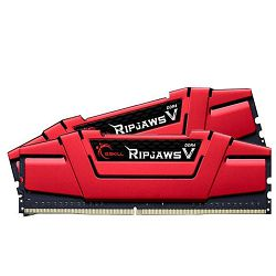 Memorija PC-24000, 16 GB, G.SKILL Ripjaws V Series, F4-3000C15D-16GVRB, DDR4 3000MHz, kit 2x8GB