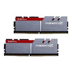 Memorija PC-22400, 16 GB, G.SKILL Trident Z series, F4-2800C15D-16GTZB, DDR4 2800MHz, kit 2x8GB
