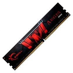 Memorija PC-17000, 4 GB, G.SKILL Aegis series, F4-2133C15S-4GIS, DDR4 2133MHz
