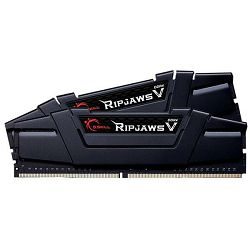 Memorija PC-25600, 16 GB, G.SKILL Ripjaws V Series, F4-3200C14D-16GVK, DDR4 3200MHz, kit 2x8GB