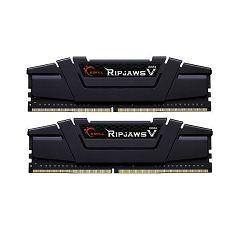 Memorija PC-25600, 32 GB, G.SKILL Ripjaws V, F4-3200C16D-32GVK, DDR4 3200MHz, kit 2x16GB