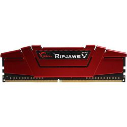 Memorija PC-19200, 4 GB, G.SKILL Ripjaws V Series, F4-2400C17S-4GVR, DDR4 2400MHz