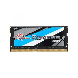 Memorija SO-DIMM PC-17000, 4 GB, G.SKILL Ripjaws, F4-2133C15S-4GRS, DDR4 2133MHz
