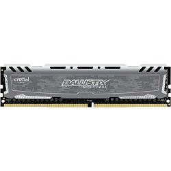 Memorija PC4-19200, 4 GB, CRUCIAL Ballistix Sport LT BLS4G4D240FSB, DDR4 2400MHz