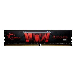 Memorija PC-19200, 8 GB, G.SKILL Aegis, F4-2400C15S-8GIS, DDR4 2400MHz