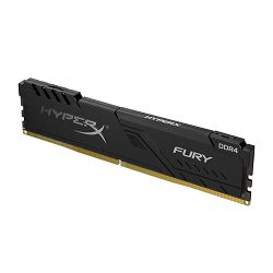 Memorija PC-19200, 4 GB, KINGSTON HyperX Fury, HX424C15FB3/4, DDR4 2400 MHz