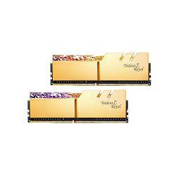 Memorija PC-28800, 32 GB, G.SKILL Trident Z Royal, F4-3600C16D-32GTRGC, DDR4 3600MHz, kit 2x16GB