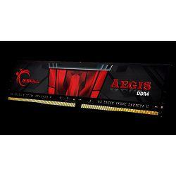 Memorija PC-25600, 16 GB, G.SKILL Aegis series, F4-3200C16S-16GIS, DDR4 3200MHz