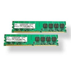 Memorija PC-6400, 4 GB, G.SKILL Standard Series, F2-6400CL5D-4GBNT, DDR2 800 MHz, kit 2x2GB