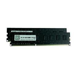 Memorija PC-10600, 8 GB, G.SKILL DDR3 series, F3-10600CL9D-8GBNT, DDR3 1333MHz, kit 2x4GB
