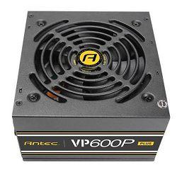 Napajanje 600W, ANTEC VP600P Plus, 120mm vent., 80+