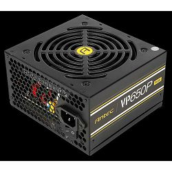 Napajanje 650W, ANTEC VP650P PLUS EC, ATX v2.4, 120mm vent, 80+