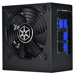 Napajanje 850W, SILVERSTONE Strider Gold S ST85F-GS, ATX, Active PFC, 120mm vent.