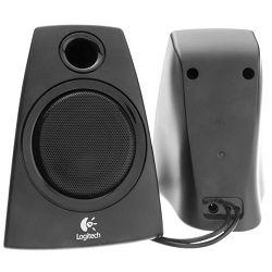 Zvučnici LOGITECH Z130, 2.0, 5W, crni