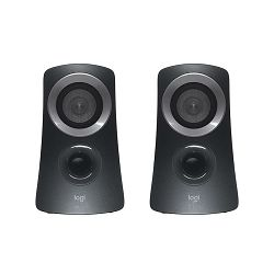Zvučnici LOGITECH Z313, 2.1, 25W, crni