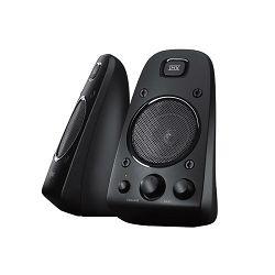 Zvučnici LOGITECH Z623, 2.1, THX, 200W, crni, retail
