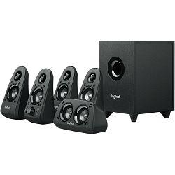 Zvučnici LOGITECH Z506, 5.1, 75W, crni, retail