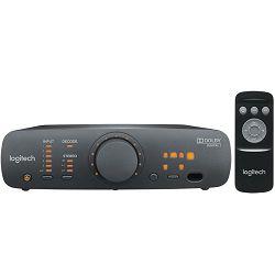 Zvučnici LOGITECH Z906, 5.1, THX, 3D stereo, bežični daljinski, 500W, crni, retail