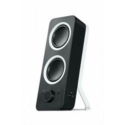 Zvučnici LOGITECH Z200, 2.0, 5W, crni