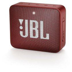 Zvučnik JBL Go 2, bluetooth, crveni