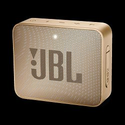 Zvučnik JBL Go 2, bluetooth, Champagne