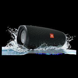Zvučnik JBL Charge 4, bluetooth, otporan na vodu, crni