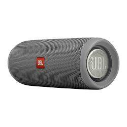 Zvučnik JBL Flip 5, bluetooth, otporan na vodu, sivi