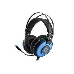 Slušalice RAMPAGE Alpha-X, 7.1, za PC/PS4/Xbox, plave