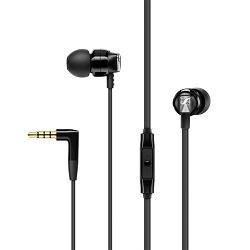 Slušalice SENNHEISER CX 300S, in-ear, crne